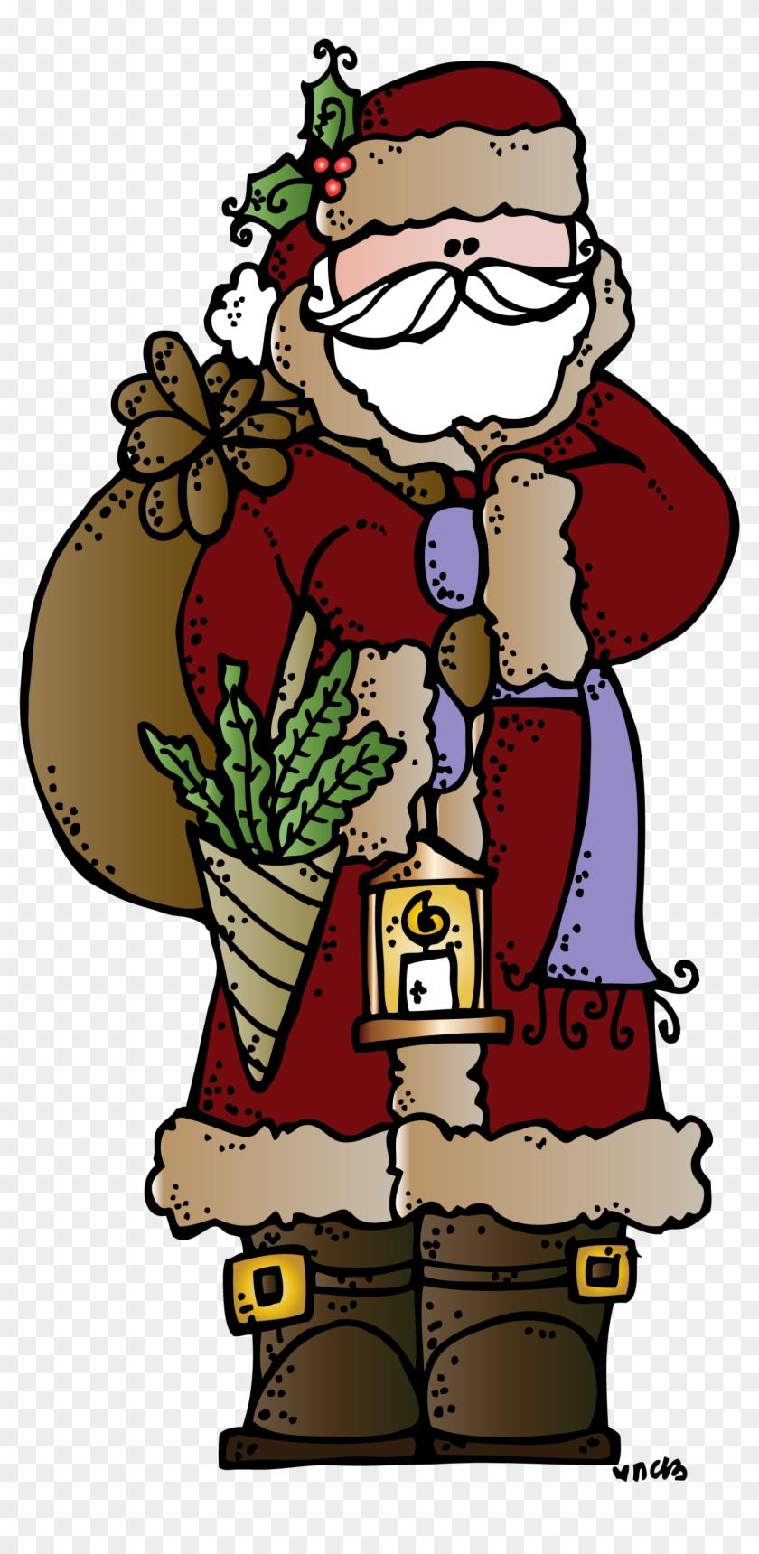 Crayons - Melonheadz Christmas Clipart #1299591