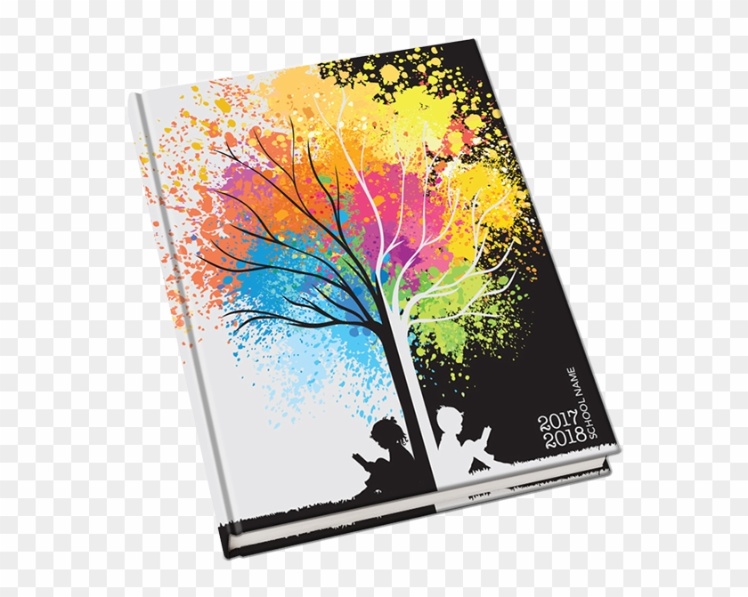 Good Yearbook Cover Designs - Free Transparent PNG Clipart Images ...