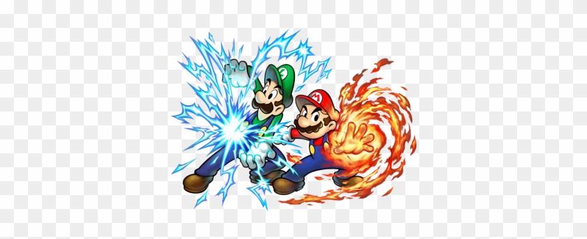 Mario Fanon Wiki Mario Y Luigi Superstar Saga 3ds Free