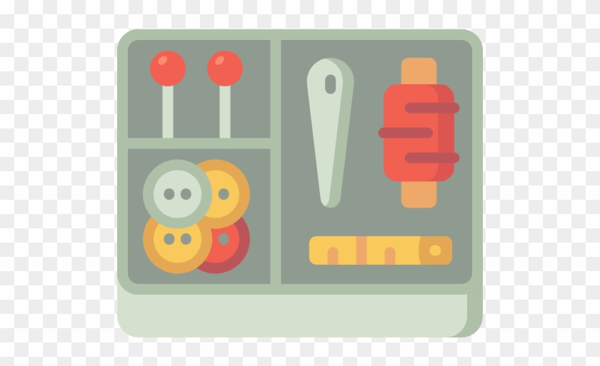 Sewing Tools Free Icon - Tool #1301374