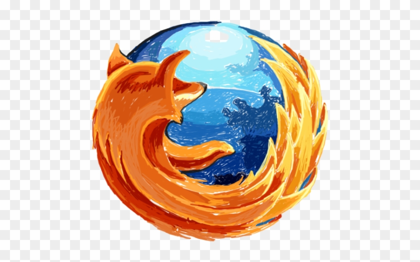 Svg Mozilla Firefox Icon - Firefox Pixel Icon #1301943
