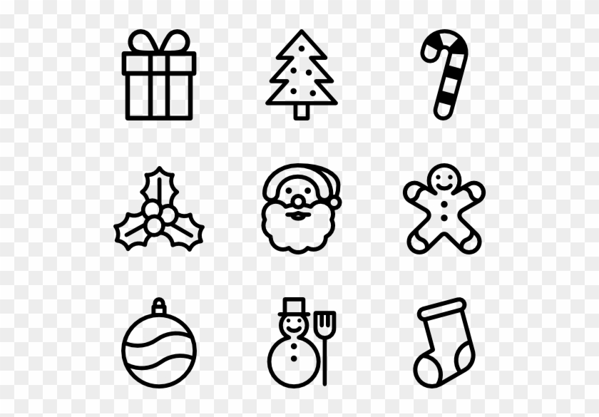 Christmas - Spiritual Icons - Free Transparent PNG Clipart Images ...