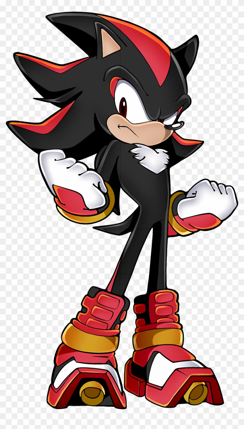 Shadow The Hedgehog Sonic Boom Free Transparent Png Clipart Images Download