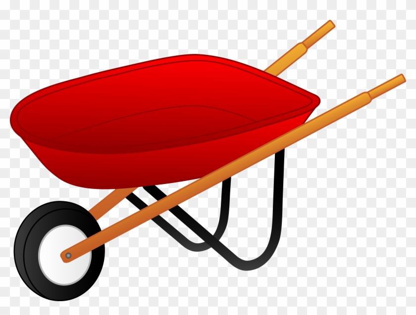 the red wheel barrow