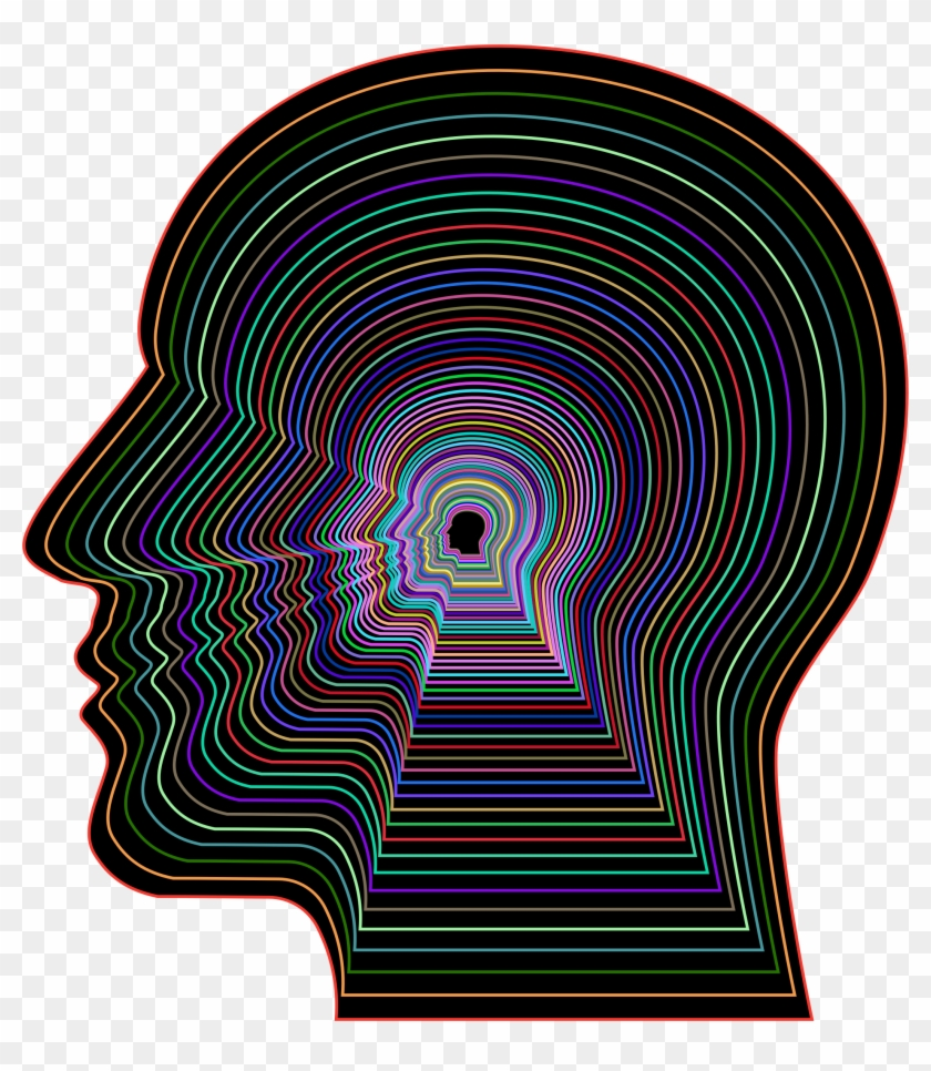 Big Image - Head Outline Without Background #1306697