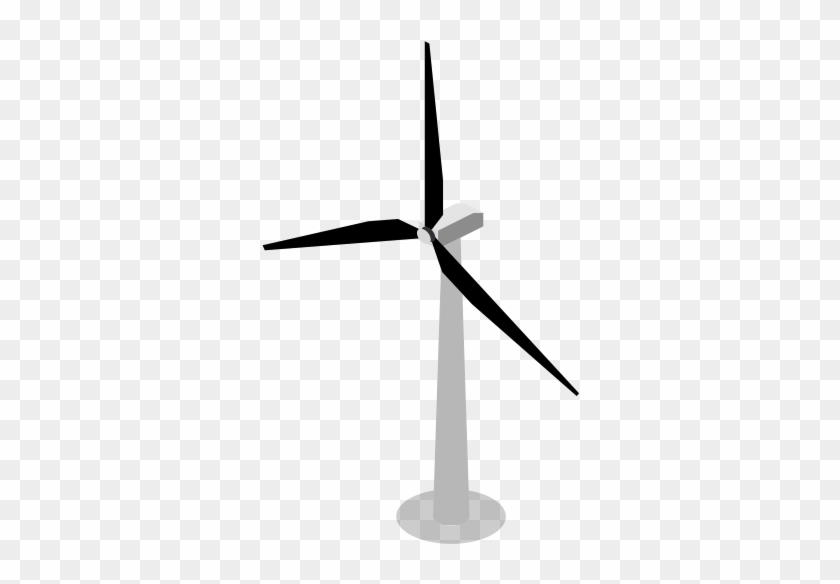 Energy Clipart Wind Farm - Wind Turbine #1306714