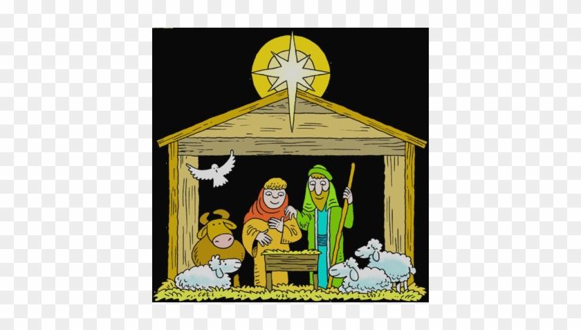 Baby Jesus, Mary And Joseph Stock Vector - Illustration of cute, cartoon:  35193167