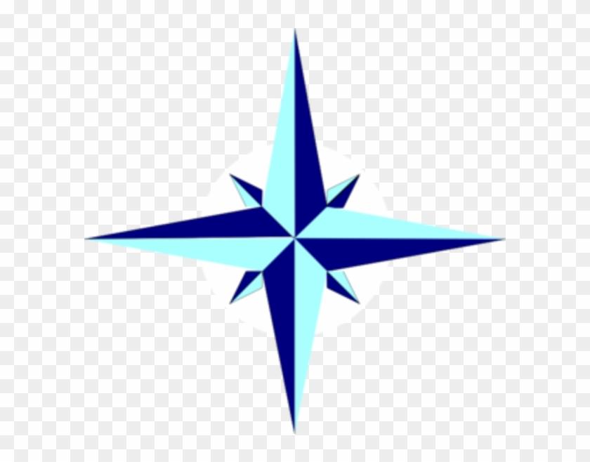 Compass Rose Star Md - Compass Rose Star #27045
