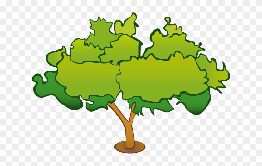 Vector Tree By Axelintu On Clipart Library - Baum Clipart Kostenlos #27050