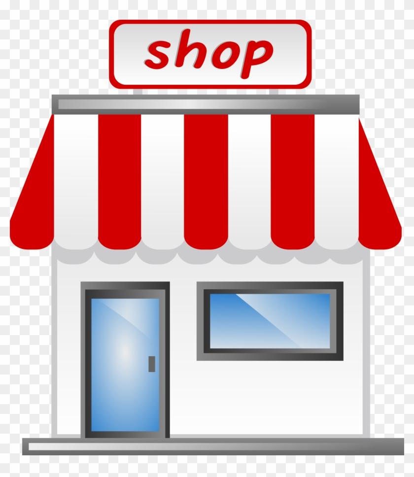 Barber - Brick And Mortar Store Icon #27131