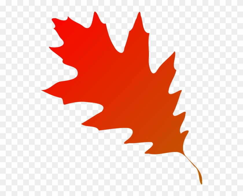Autumn Leaf Clip Art #27164
