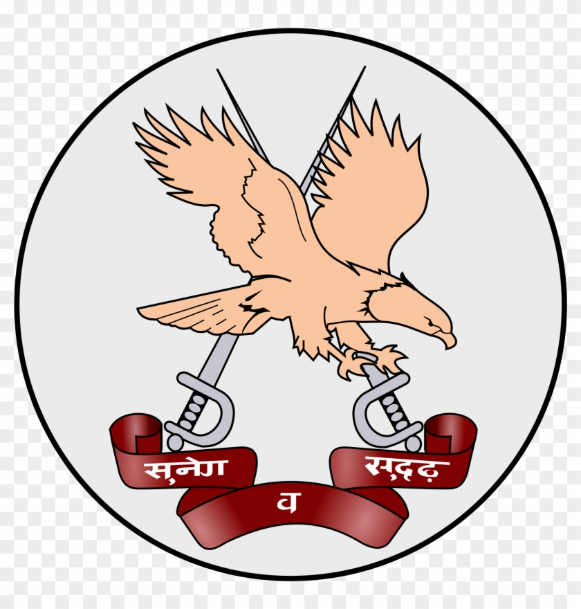 Clipart Of Wikipedia, Corps And Indian Army General - Indian Army Aviation Logo #27250