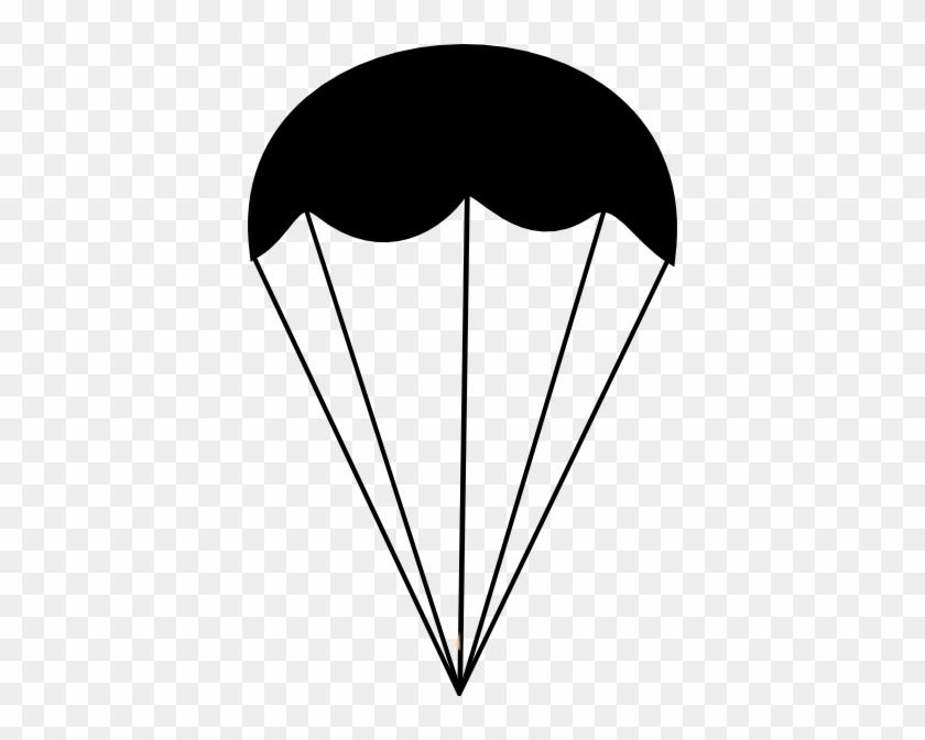 Army Parachute Clipart - Parachute Clipart #27266