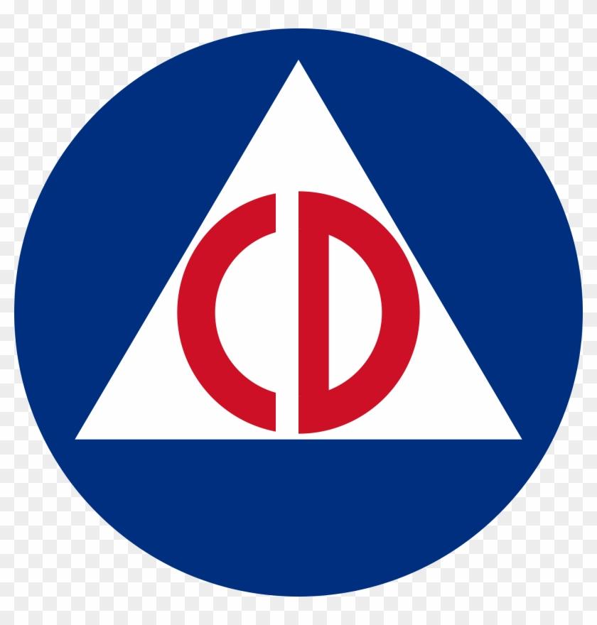 Circle Triangle Logo Clip Art At Clker - Hawaii Emergency Management Agency Logo #27291