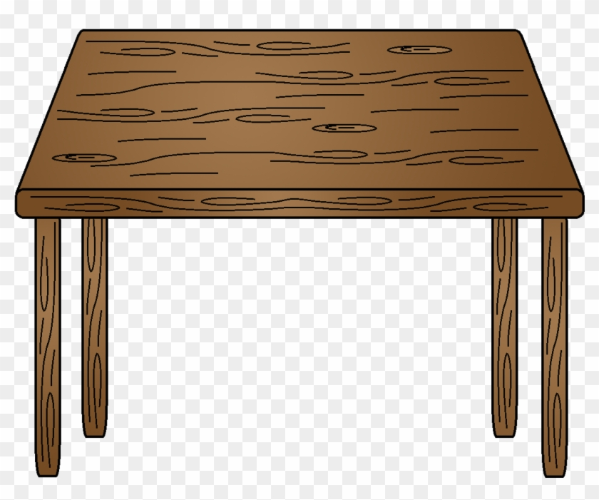 Clip Art Coffee Table: Free Transparent PNG