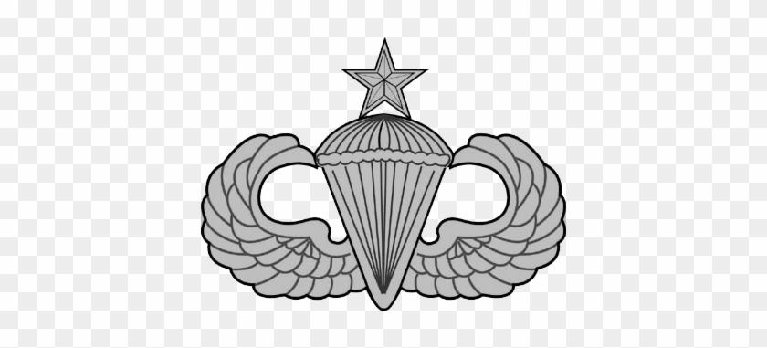 Jump Wings Usaf Usa Senior - Us Army Airborne Jump Wings #27309