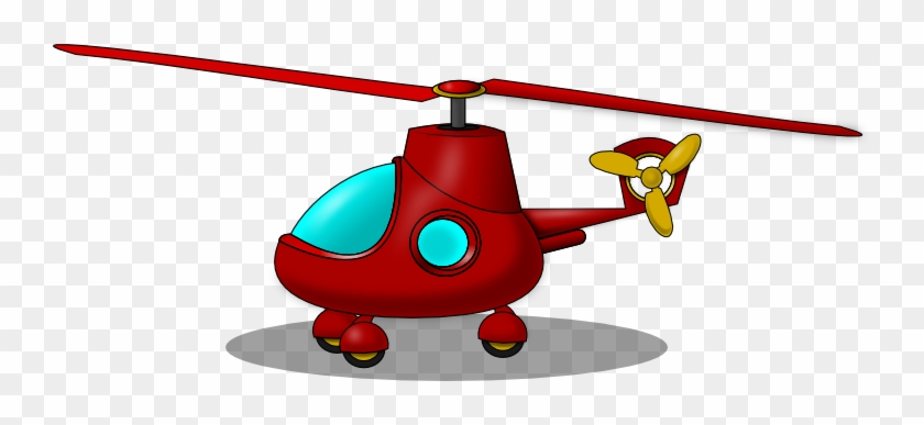 Helicopter Clipart - Animated Image Of Helicopter #27325