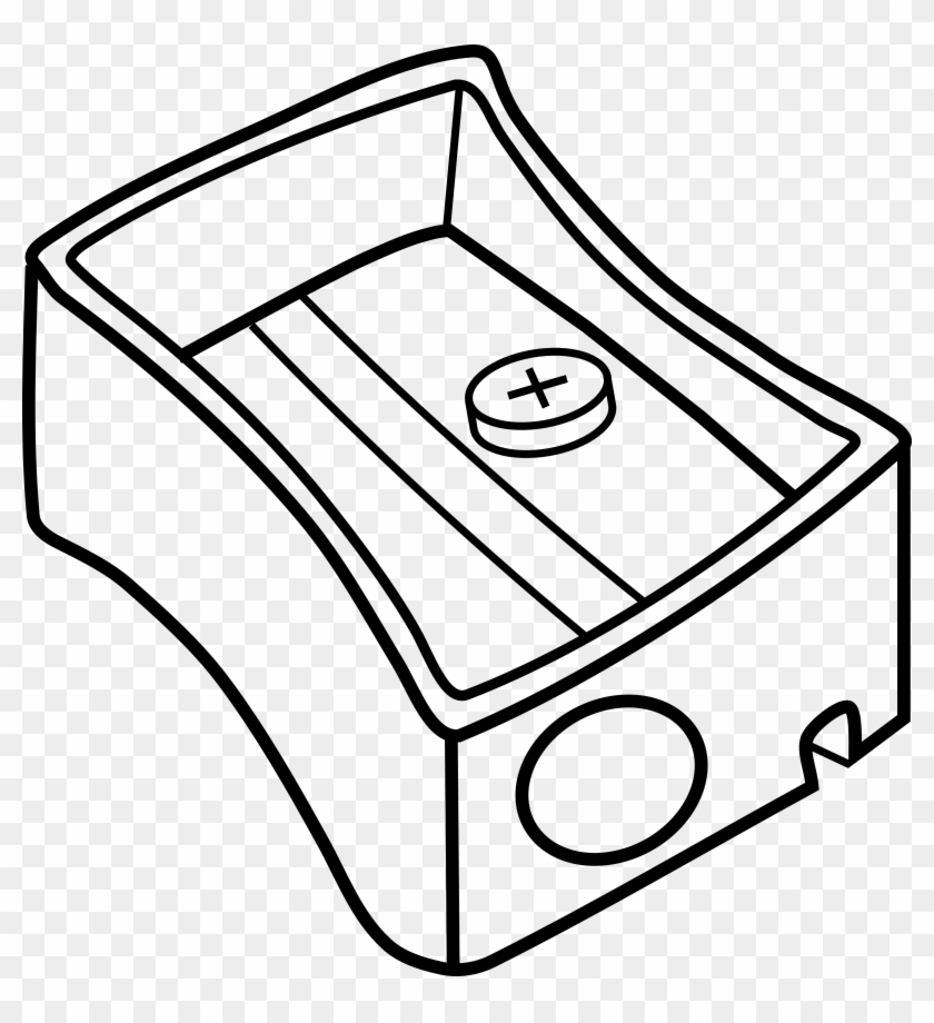 Trends For > Wallet Clipart Black And White - Sharpener Coloring Pages #27342