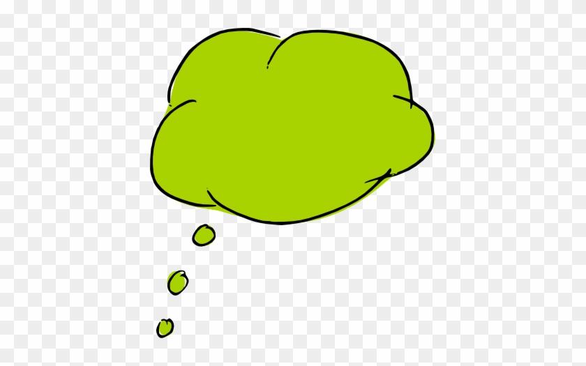 Free Green Scrap Speech Bubble Png - Colorful Speech Bubble Transparent #27350