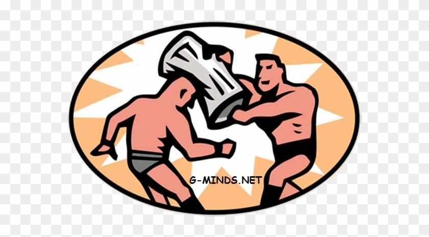 Wrestling Trash Can, Wrestling, Wwe, Tna - Impact Wrestling #27376