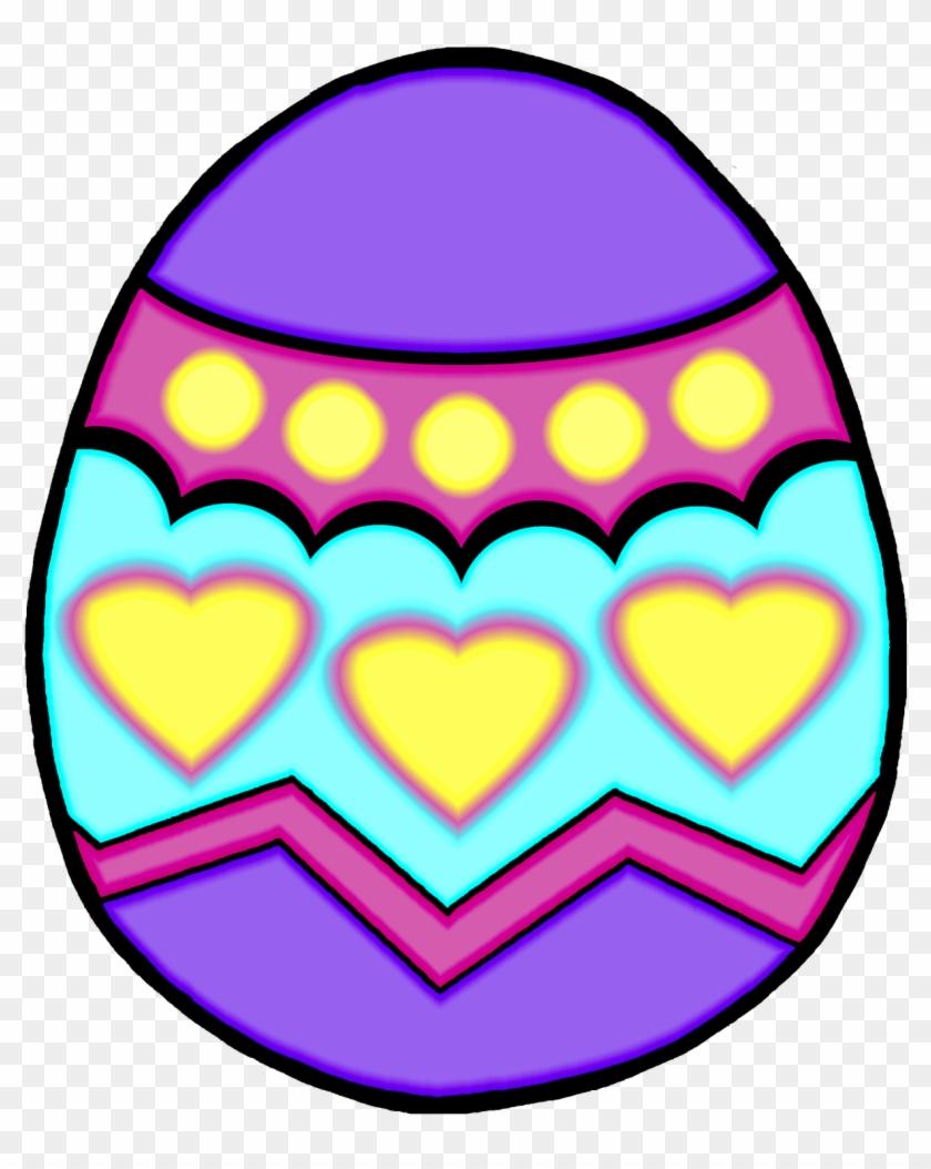 Easter Egg Clip Art - Easter Egg Image Clipart #27405