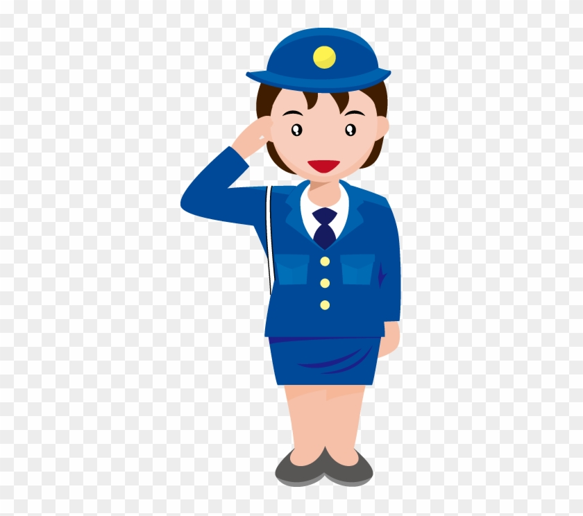 Police Officer Clip Art Free Vector For Download About - Clipart Police Png #27401