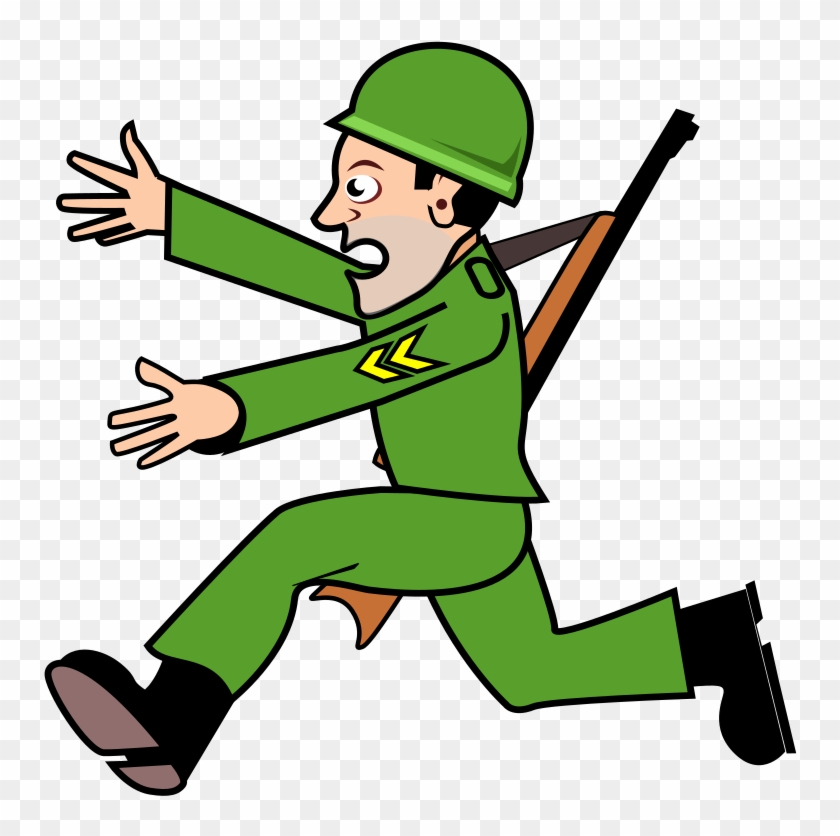 Soldier Green - Soldier #27404