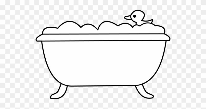 Bubble - Bubble Bath Clip Art #27429