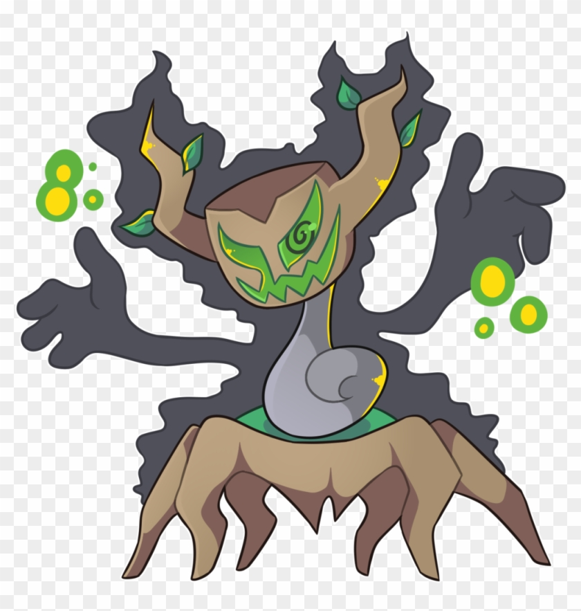 Spooky Tree Boi By Exxvus Spooky Tree Boi By Exxvus - Bank Of India #27446