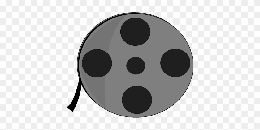 Free Movie Clip Art Images Clipart - Film Wheel Clip Art #27473