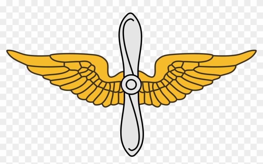 Open - Army Aviation Branch Insignia #27480