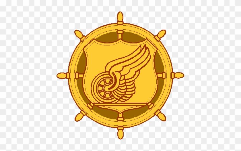 Transportation Tc - Us Army Transportation Corps #27488
