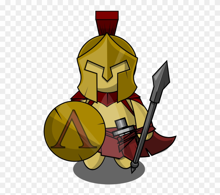 Warrior Free Content Roman Soldier - Warrior Clipart Png #27513