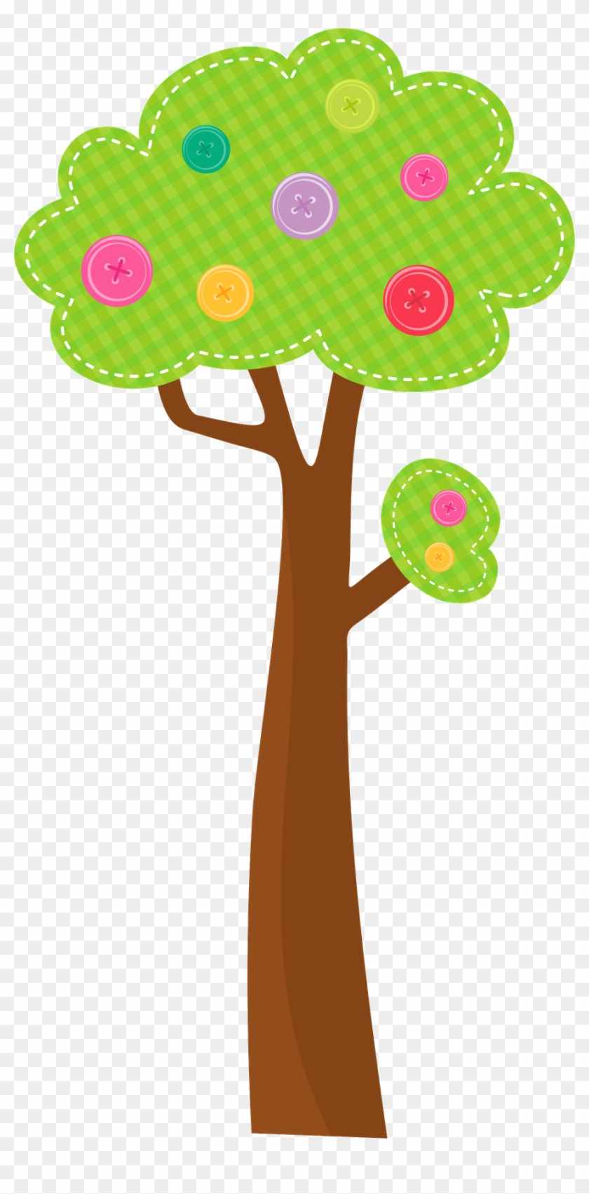 Trees ‿✿⁀°••○ - Lalaloopsy Tree Clipart #27495