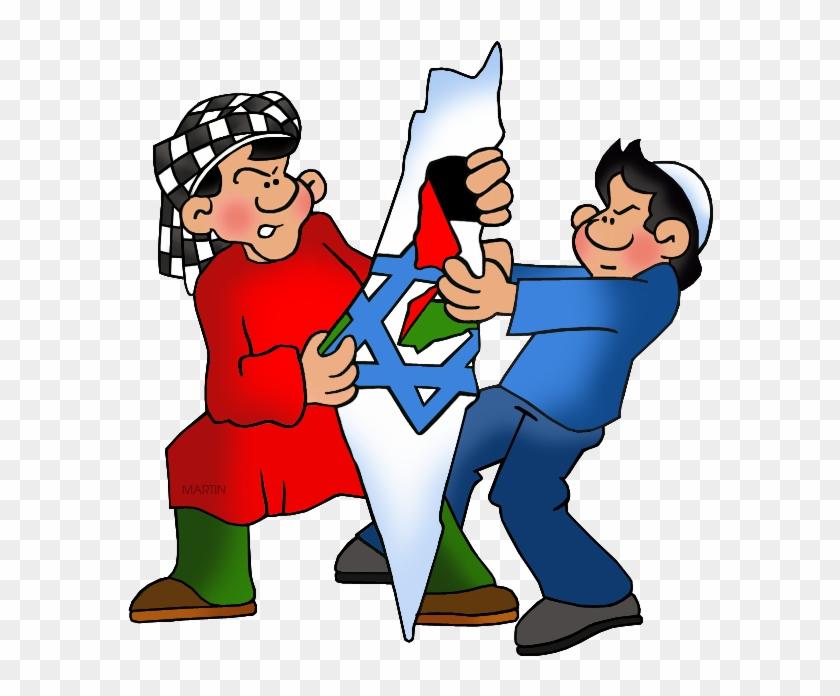 Nfl Clip Art - Arab Israeli Conflict Coldwar #27501