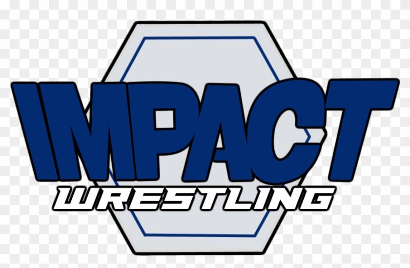 Impact Wrestling Custom Logo By Voltagestudios On Deviantart - Impact Wrestling Custom Logo #27504