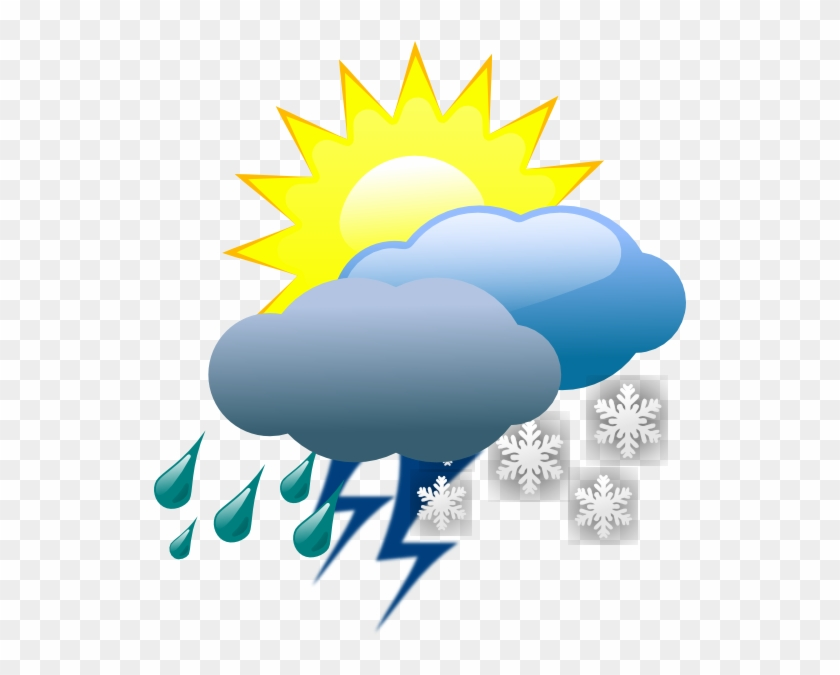 Weather - Weather Clipart Transparent Background #27519