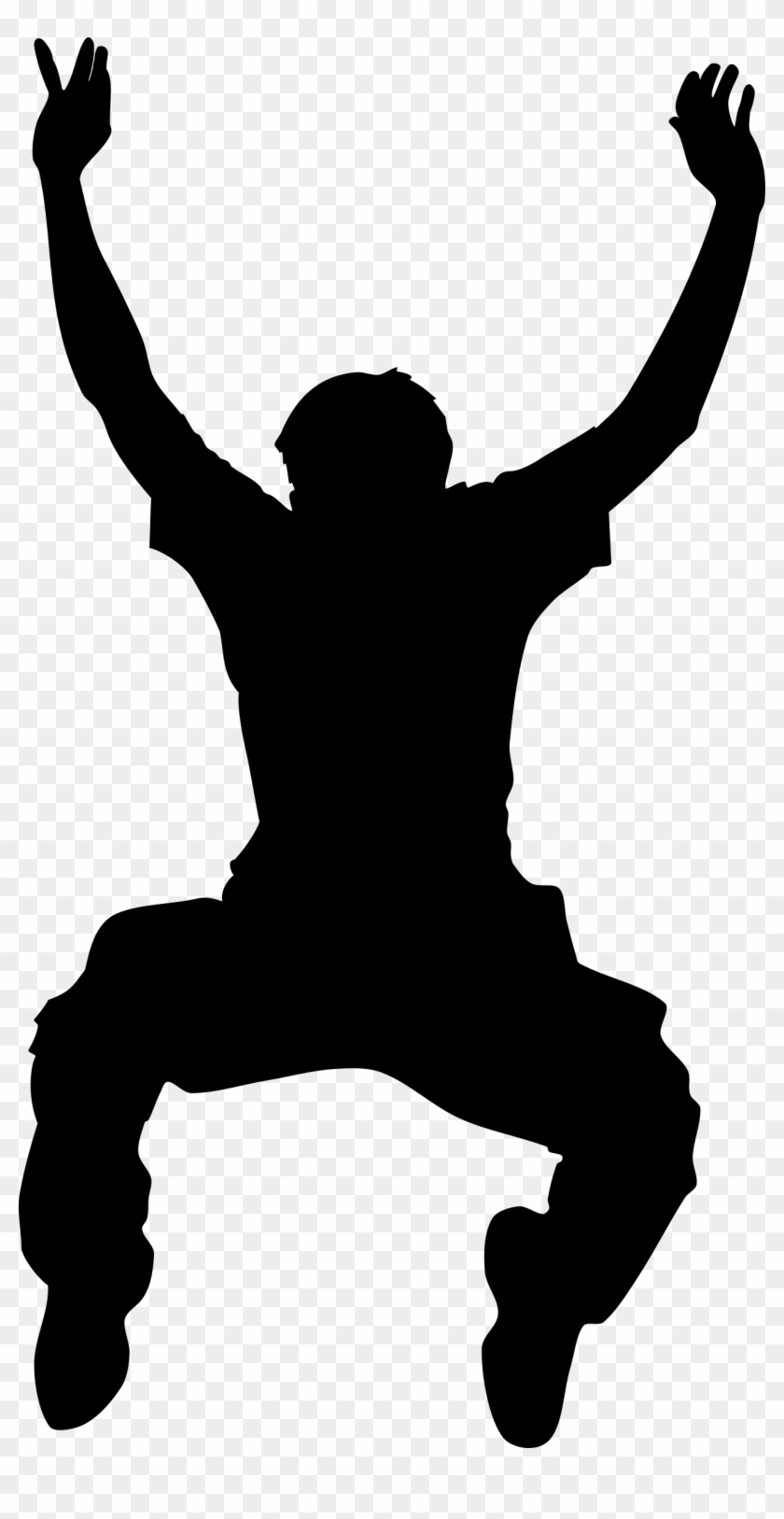 Pin By Robert Werner On Dance Photos Pinterest School - Boy Jumping Silhouette Png #27568