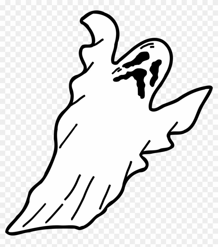 Ghost Clipart - Ghost - Clipart - Spooky Ghost Halloween #27570
