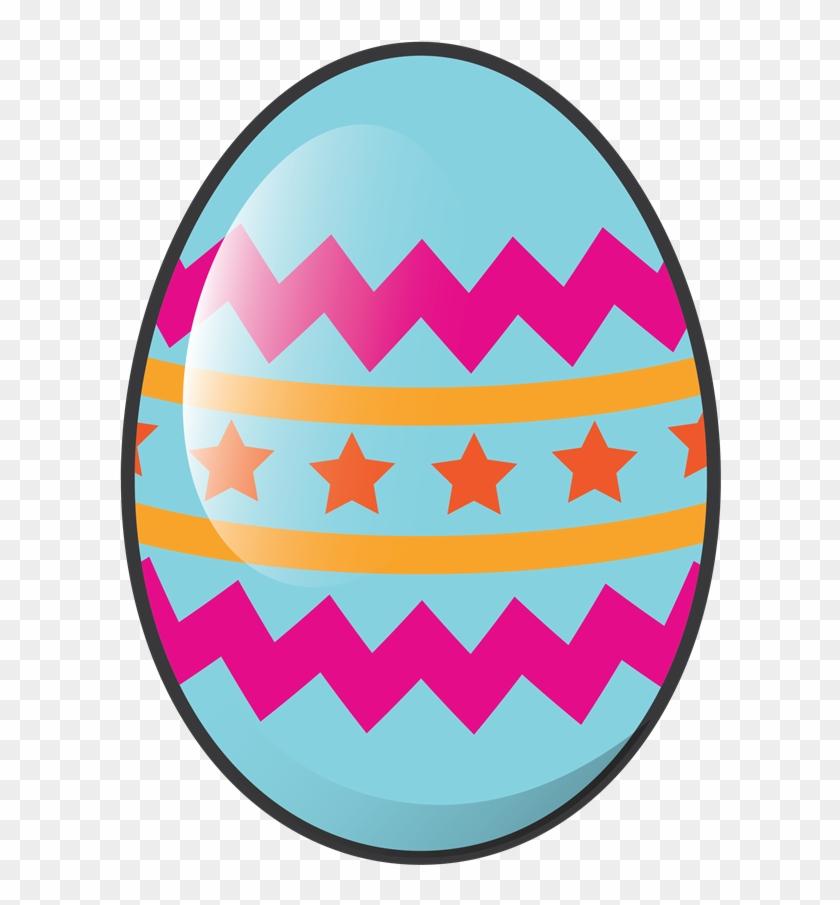 Free Easter Egg Clip Art - Easter Egg Clipart Free #27580