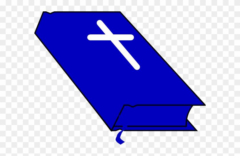 Blue Bible Clip Art - Bible Clip Art #27594