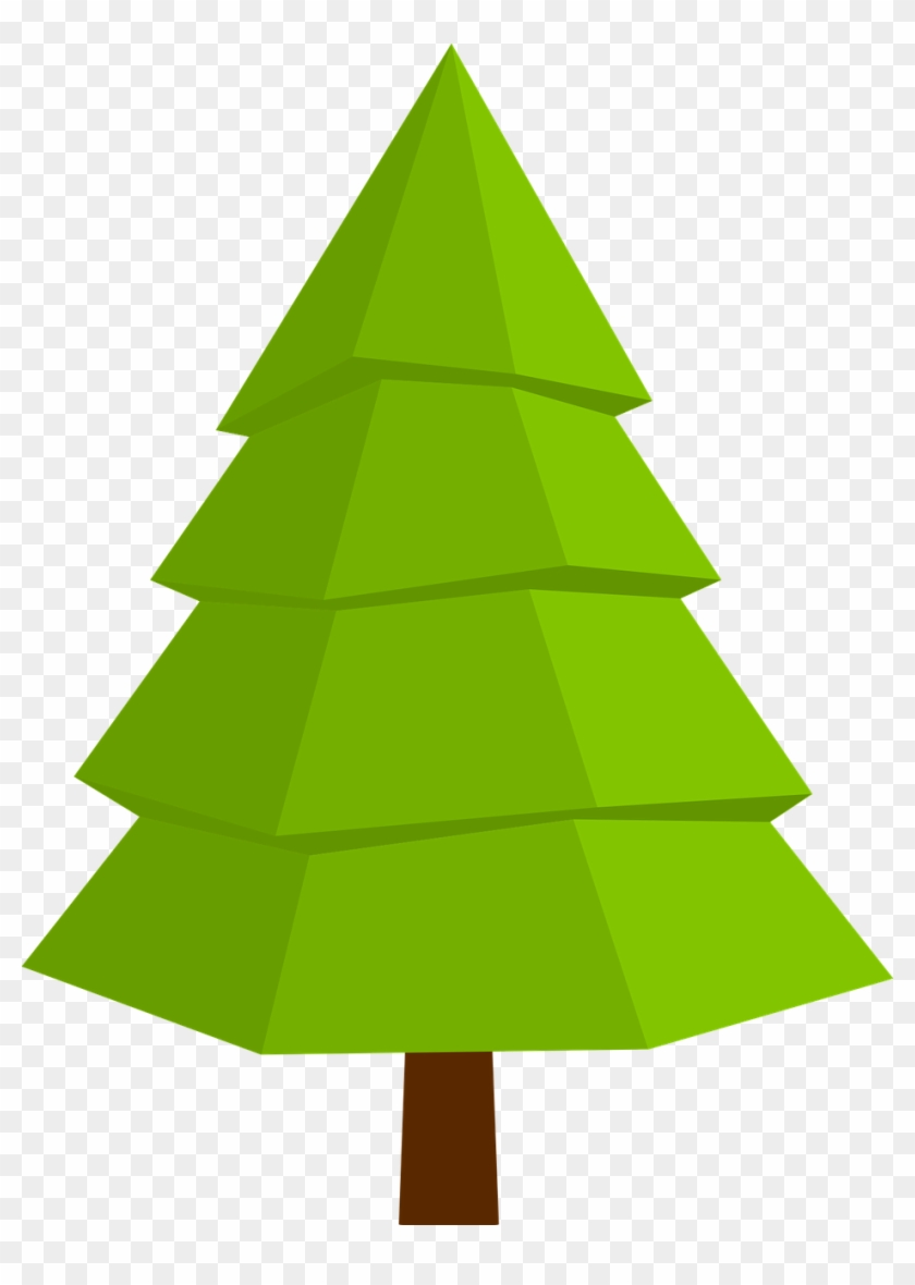 Fir Christmas Tree Tree Christmas Icon - Christmas Day #27667