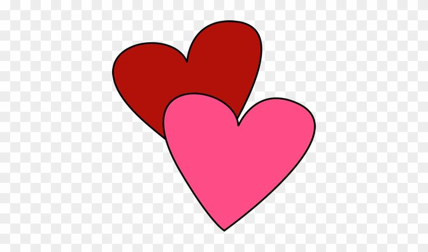 Valentine Hearts Clip Art - Valentines Day Clip Art #27731