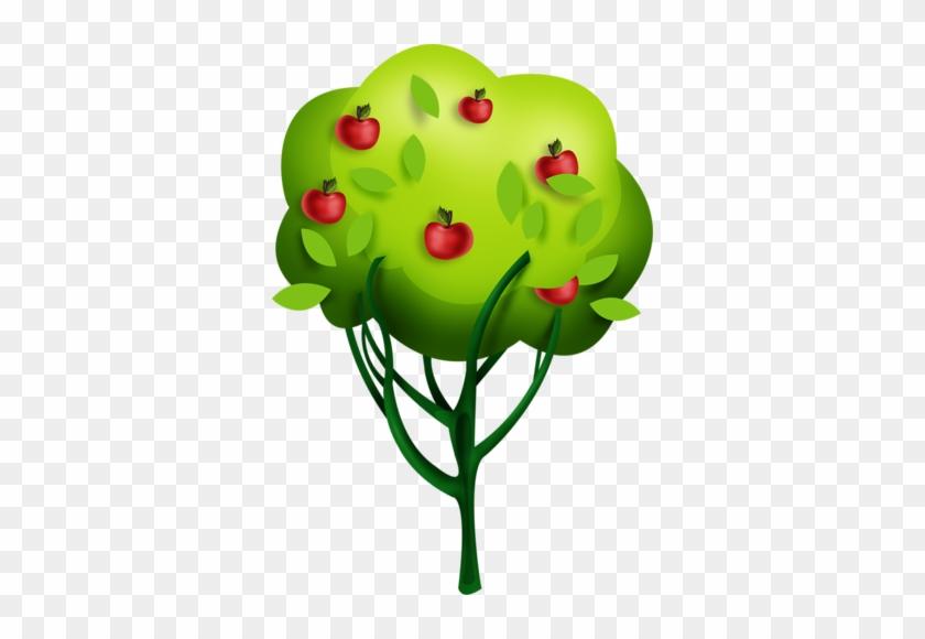 Heemipetal2004 1 0 Apple Tree Png By Heemipetal2004 - Apple Tree Icon Clipart #27746
