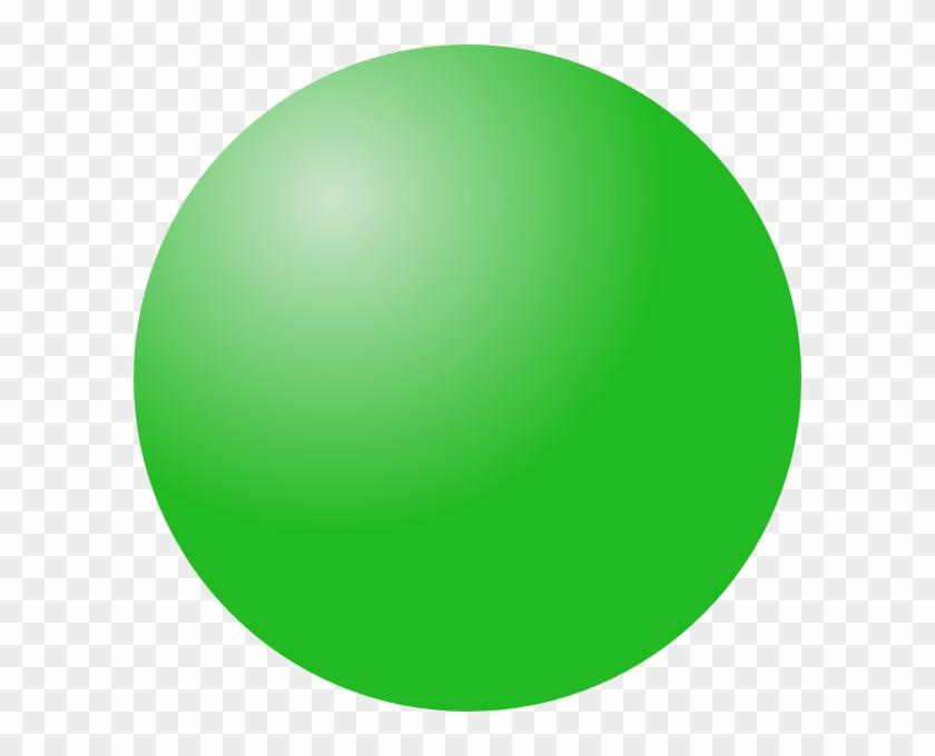Bubble Green Clip Art - Portrait Of A Man #27756