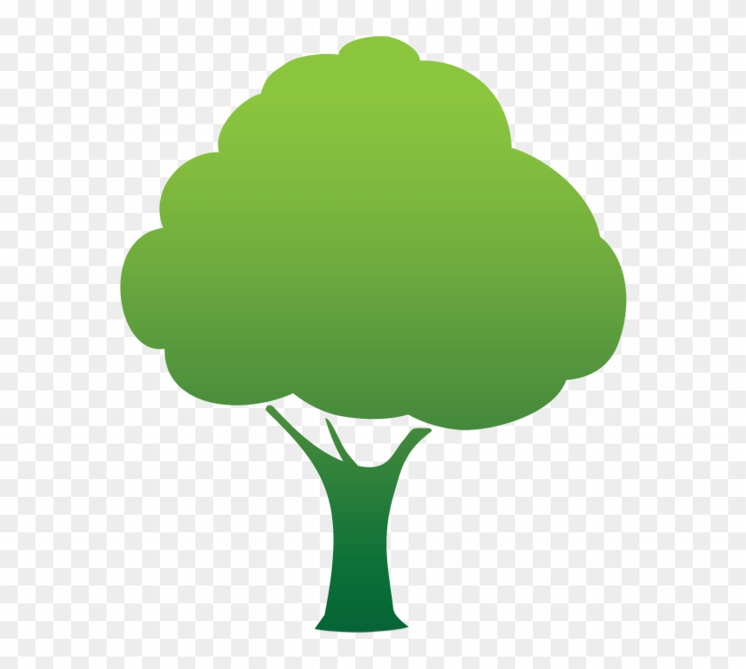 Tree Graphic - Clipart Library - Tree Flat Icon Png #27795