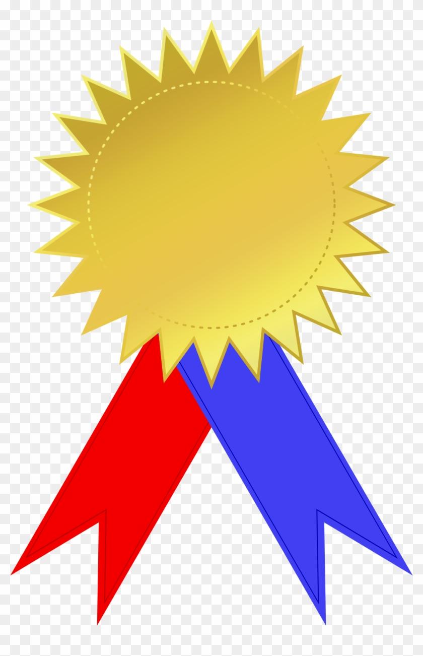 Award Celebration Ceremony Gold Medal Presentation - Medal Png #27825