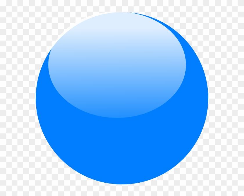 Bubble Clipart Blue Bubble - Blue Bubble Clip Art #27870
