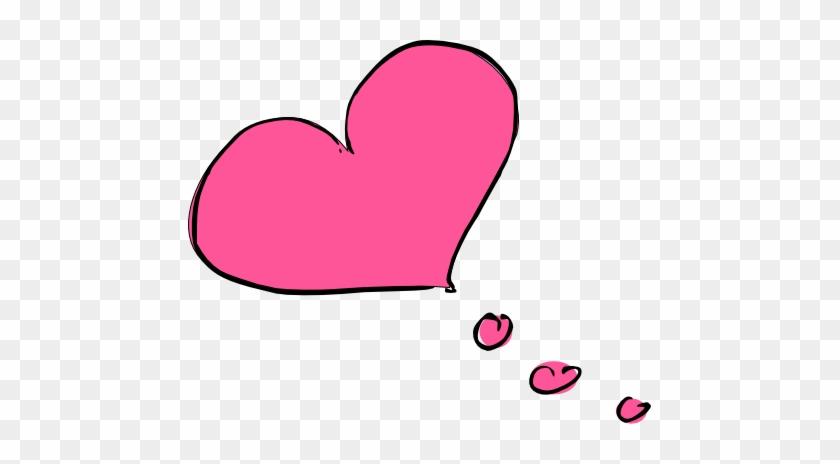 Free Pink Scrap Speech Bubble Png - Cute Speech Bubble Transparent #27875