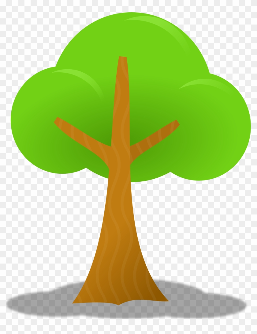 Vector Tree - Tree Clip Art #27883